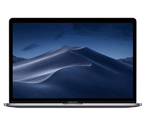 Apple MacBook Pro (15-Inch, 16GB RAM, 256GB Storage, 2.2GHz Intel Core i7) - Space Gray (Previous Model)