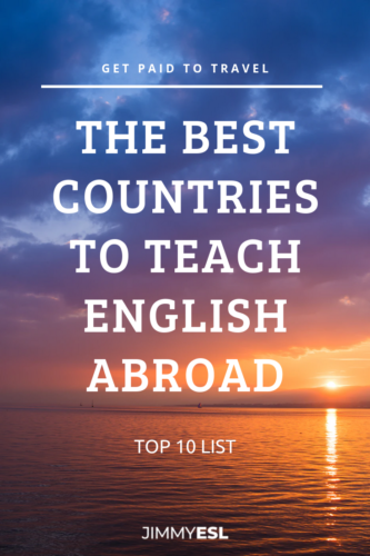 The Best Places to Teach English Abroad
