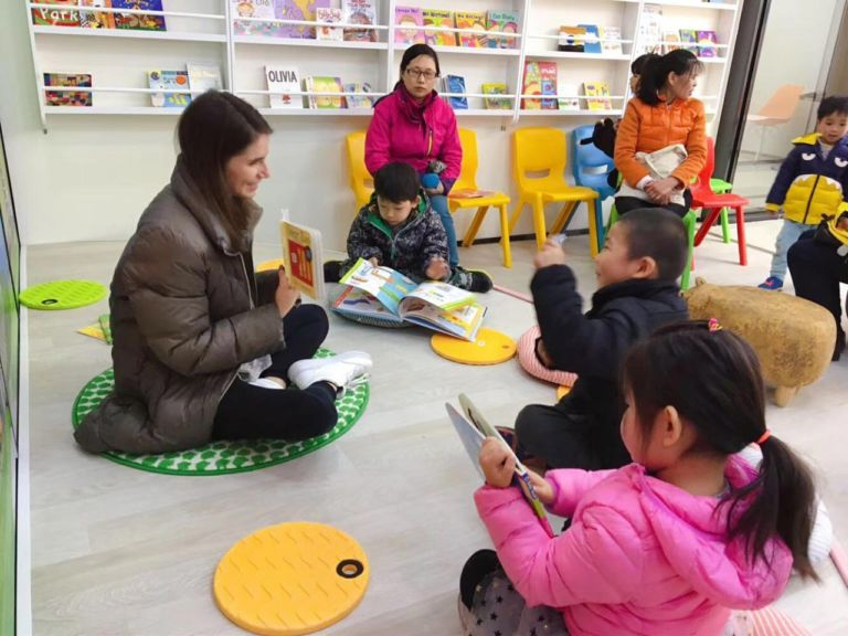 Teaching English to preschoolers