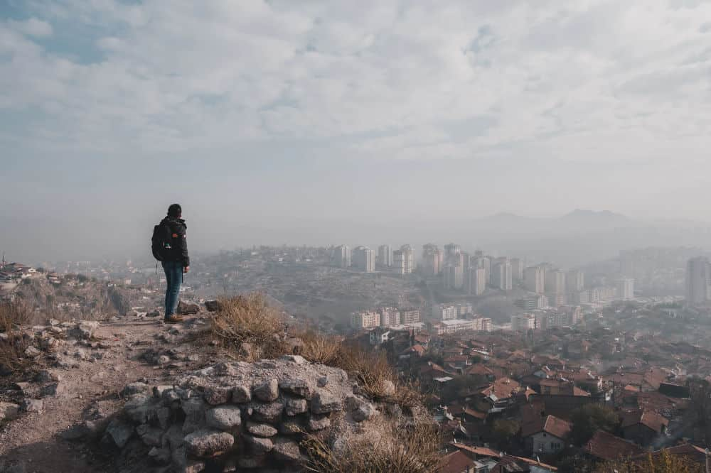 Hiking nearby Ankara, Turkey (Febian, Unsplash)